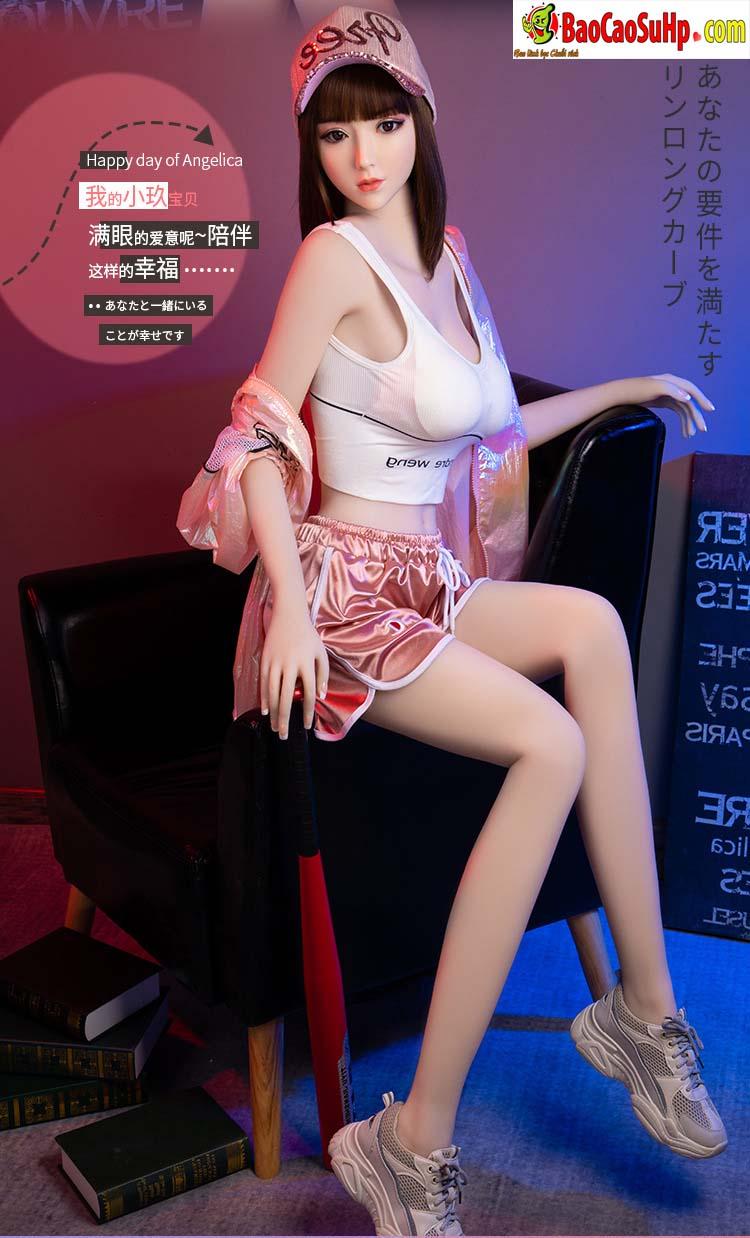 bup be tinh duc toan than Aimei 11 - Búp bê tình dục toàn thân Aimei vẻ đẹp tuổi trăng rằm new 1m68