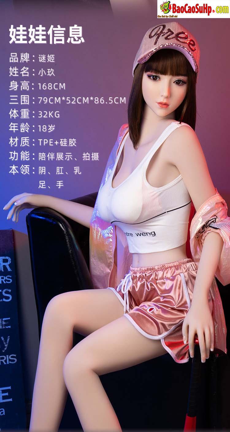 bup be tinh duc toan than Aimei 5 - Búp bê tình dục toàn thân Aimei vẻ đẹp tuổi trăng rằm new 1m68