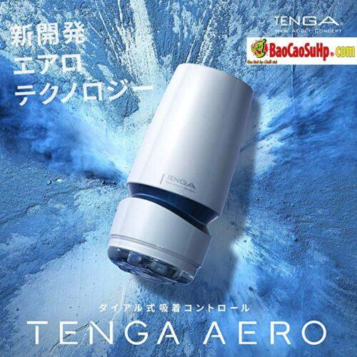 coc am dao tenga Aero 2 - Cốc âm đạo Nhật Bản cao cấp TENGA AERO hàng đã về