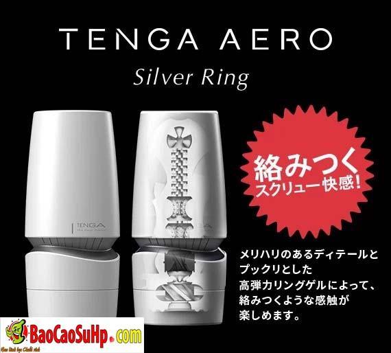 coc am dao tenga Aero 8 - Cốc âm đạo Nhật Bản cao cấp TENGA AERO hàng đã về