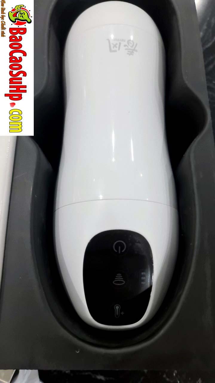Coc thu dam tu dong da chuc nang TRYFUN SOUL Series PROTEAN 1 - Cốc âm đạo Nhật Bản cao cấp đa chức năng TRYFUN TR001 New