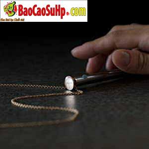 f4ce4571 1316 4ba1 956f 2585f3467108 - Máy rung kiêm vòng trang sức cực sang trọng Crave Vesper (Silver)