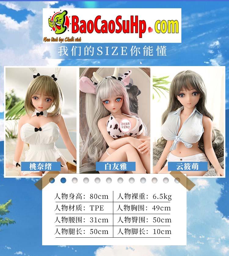 Bup be tinh duc Doll Masster Baby 11 - Búp bê tình dục Doll Master Hàn Quốc Baby cô thỏ dễ thương!!