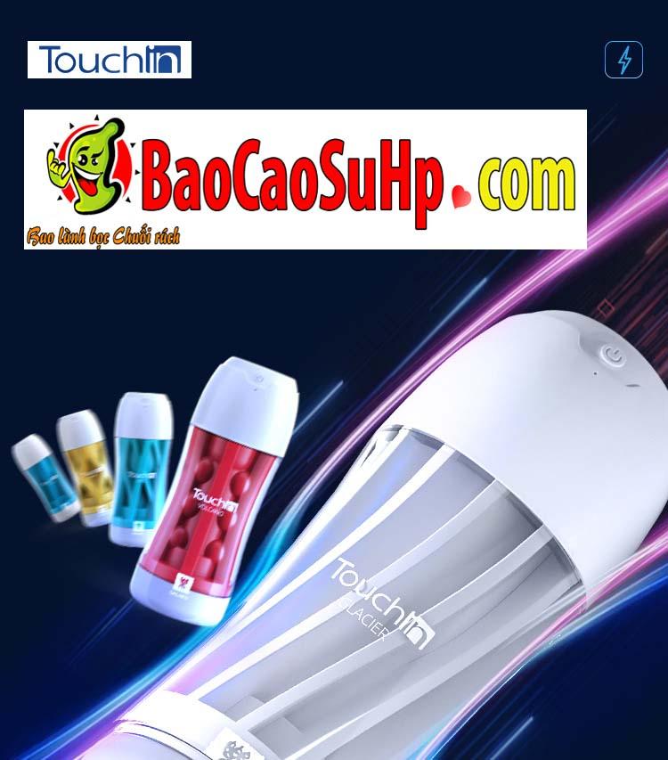 coc am dao Galaku Touch In 7 - Cốc âm đạo nhập khẩu Galaku Touch kết cấu 5D kết hợp rung cực mạnh